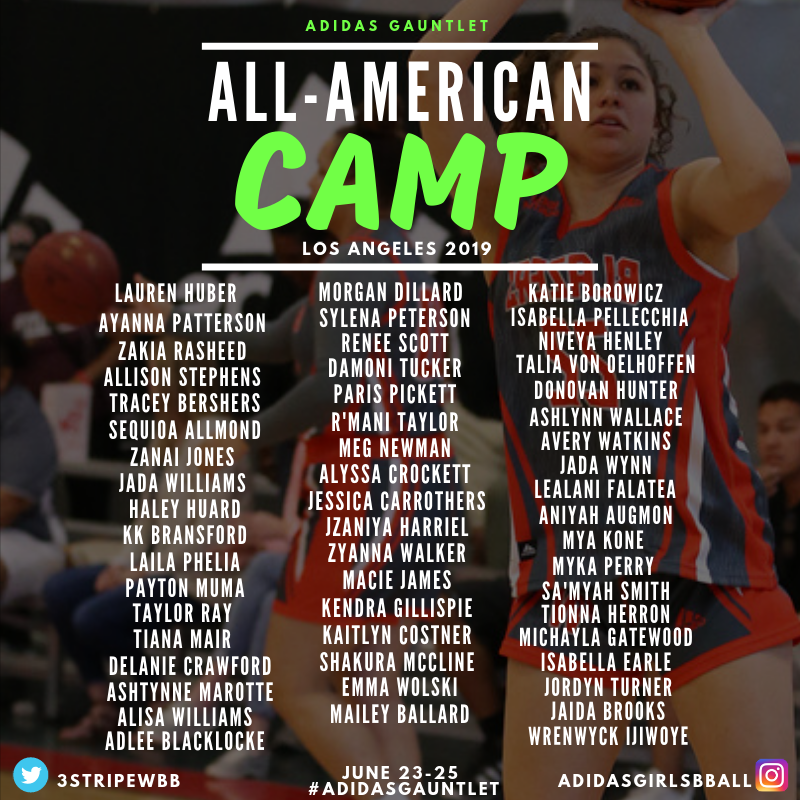 adidas All American Camp
